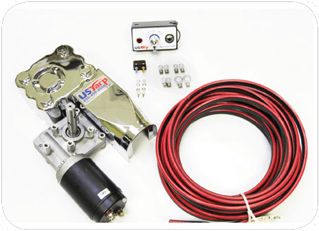 electric motor conversion kit fleet discount parts